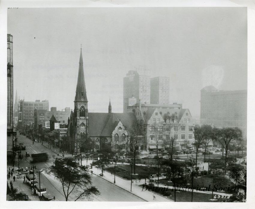 Jim West Central United Methodist Church Detroit, MI