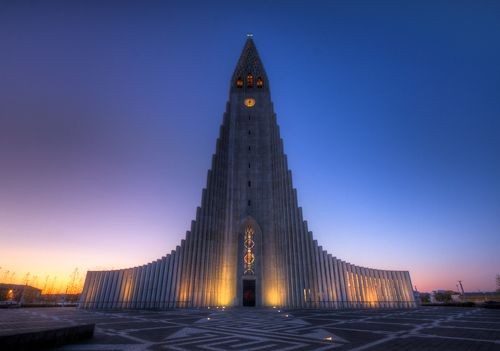 jim-west-central-church-iceland-sunset